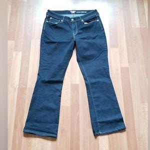Denizen from Levis dark wash bootcut denim jeans